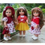 Куклы Весна Малышка