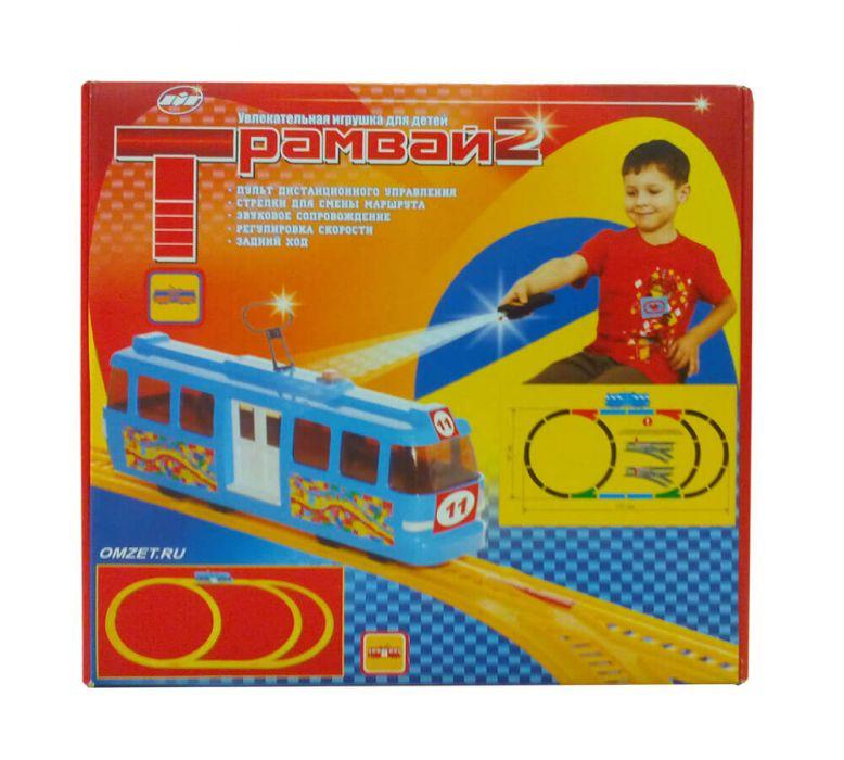 Трамвай-2 ОМ-48304