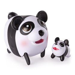 Chubby Puppies Упитанные собачки Коллекционная фигурка Панда 15 см 56709/4