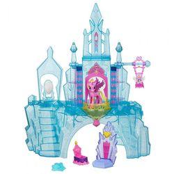 Игровой набор Май Литл Пони Кристальный замок с аксессуарами, свет My Little Pony B5255