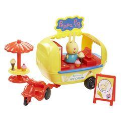Игровой набор Свинка Пеппа Кафе-мороженое Ребекки Peppa Pig 30628