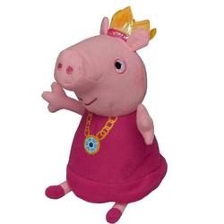 Мягкая игрушка Свинка Пеппа Принцесса 20 см Peppa Pig 3288910