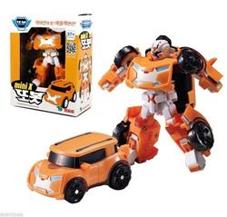 Трансформер Тобот Mini Tobot X с наклейками 301020