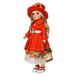 Говорящая кукла Анастасия Осень, 42см Весна В1809/о