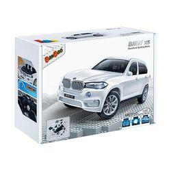 Конструктор BMW X5 сборная модель 1:28 белый 6803-2