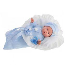Кукла пупс Ланита в голубом конверте, плачет 27см 1110B