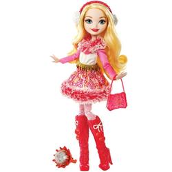 Кукла Эвер Афтер Хай Эппл Вайт Эпическая зима Apple White DPP79