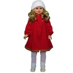 Весна Кукла Снежанна 15 и серии Моя подруга, ходячая, 83см В1638