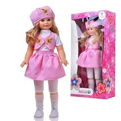 Весна Кукла Милана 10 говорящая Моя подруга 70 см В2230