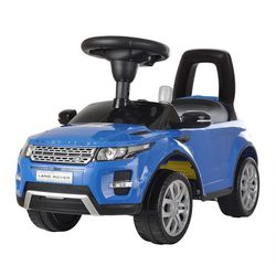 Детская каталка Range Rover, Рендж Ровер  Z348B синий