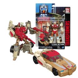 Transformers Трансформер Войны Титанов Master Autobot Stylor and Chromedome Deluxe B7762/7033