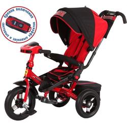 Детский велосипед трехколесный Super Formula SFA3R red