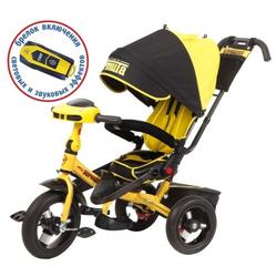 Велосипед трехколесный Super Formula SFA3Y yellow