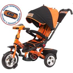 Детский велосипед трехколесный Super Formula SF3O orange