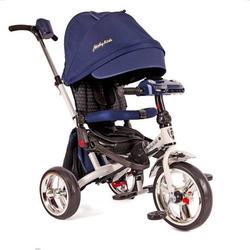 Трехколесный велосипед Leader Moby Kids T400 Blue