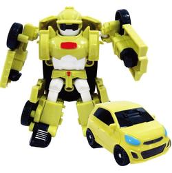 Робот-трансформер Тобот Mini Tobot D с наклейками 301027
