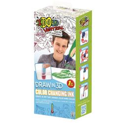 3D ручка меняющая цвет в наборе Вертикаль магия цвета  166061