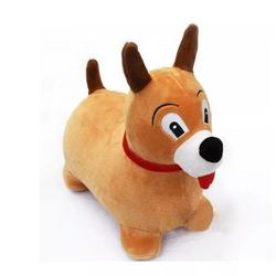 Мяч-прыгун гимнастический Собака 9357
