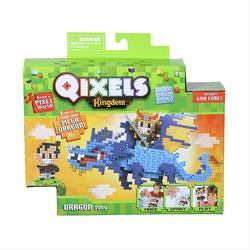 Qixels набор для творчества Квикселс Королевство Гнев дракона 87035
