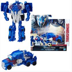 Трансформеры 5 Уан-степ Transformers Оптимус Прайм C0884/C1312