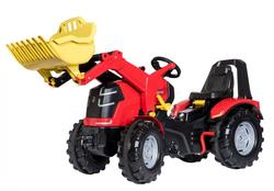 Трактор педальный с ковшом rollyX-Trac Premium 2 скорости  от 5-ти лет 651016