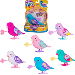 Интерактивная птичка  Little Live Pets с секретным ключом 28390