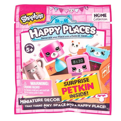 Шопкинс игрушка сюрприз Petkins  6-ой сезон в пакете 56360