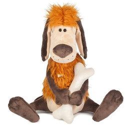 Мягкая игрушка Пес Робинзон с косточкой 23 см MT-111611-23