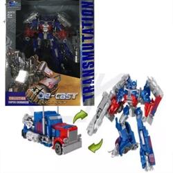 Робот-трансформер Оптимус Прайм Transmutation 91601