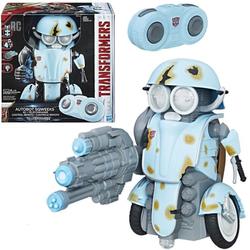 Интерактивная игрушка робот Автобот - Сквикс радиоуправляемый C0935