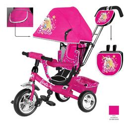 Трехколесный велосипед Barbie HB7PS розовый