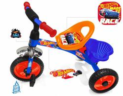 Трехколесный велосипед Хот Вилс Yot Wheels HH1B синий