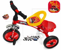 Трехколесный велосипед Хот Вилс Yot Wheels HH1R красный