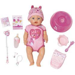 Беби Бон Кукла интерактивная Baby Born Zapf Creation 43 см 825-938