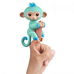 Интерактивная ручная обезьянка Fingerlings Monkey Eddie Эдди 3724