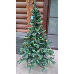Новогодняя елка искусственная с побегами 210 см Е4049