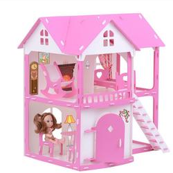 Кукольный домик Коттедж Светлана Krasatoys 50 х 39 х 54 см 000250