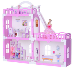 Кукольный домик Анна Krasatoys 100 х 24 х 91 см 000268