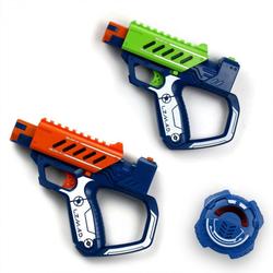 Детское оружие Двойной набор 2 бластера + 2 мишени Silverlit 86845