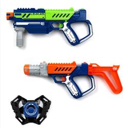 Детское оружие Делюкс набор 2 бластера, 2 мишени, 2 держателя, 4 модуля Silverlit 86848