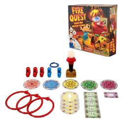 Настольная игра Огневой квест для детей от 6-ти лет Yulu YL041