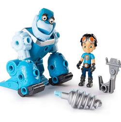 Расти механик в строительном наборе с фигуркой героя BOTARILLA  Rusty Rivets 28106-BOT