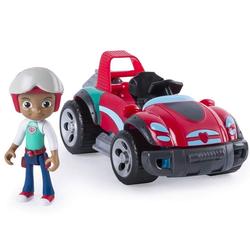 """Расти механик в наборе """"Построй машину героя"""" Rusty Rivets Buggy Build  28104R-BUG"""