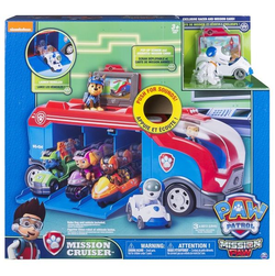 Щенячий патруль Круизный автобус и Робопес Paw Patrol Mission Cruiser - Robo Dog 16719