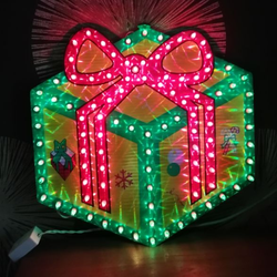 Электрогирлянда Панно - подарок 100 лампочек Е50533