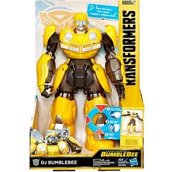 Трансформеры Ди джей Бамблби DJ Bumblebee Transformers 25 см E0850