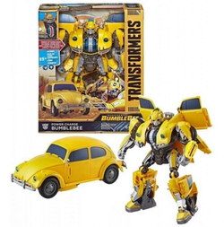 Трансформеры Заряженный Бамблби Transformers Bumblebee  E0982
