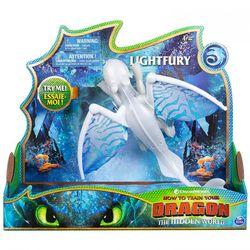 Dragons Как приручить дракона 3 Дракон большой Дневная  фурия свет,звук 66626/3