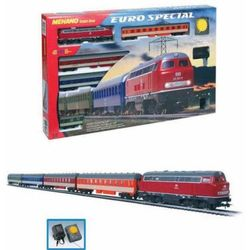 Mehano. Железная дорога EURO SPESIAL T726, 3.35 м, контроллер, адаптер