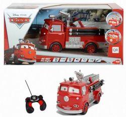 Пожарная машина Тачки на радиоуправлении Dickie 29 см с водой 3089549